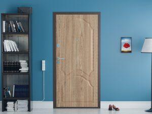 Двери входные металлические DoorHan