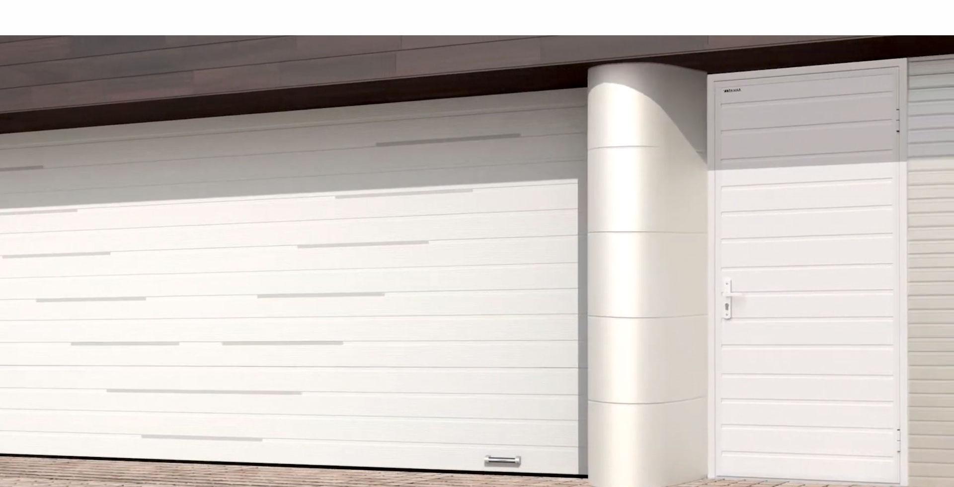 Гаражные двери DoorHan в Бресте